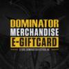 Dominator Dominator E-giftcard