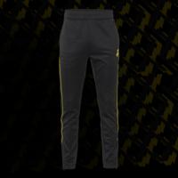 Dominator track pants black/yellow