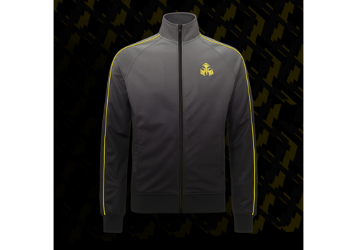 Dominator Dominator track jacket black/yellow