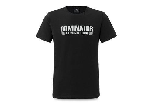 Dominator Dominator t-shirt black/white