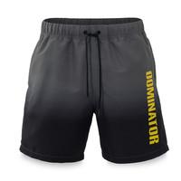 Dominator swim short grey/yellow
