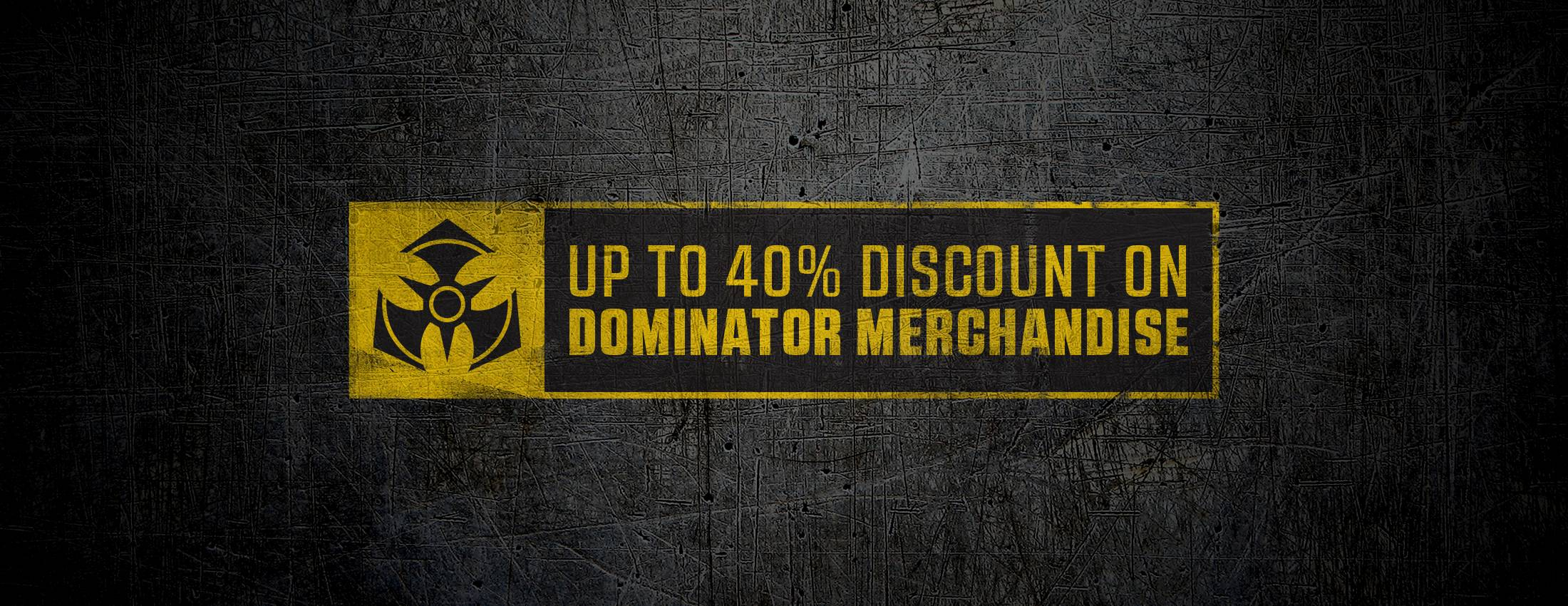 sale retailer 75203 69093 Dominator Festival - Dominator Festival