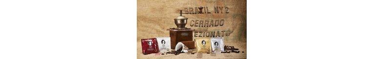 Het plezier gaat verder ... Caffè Fadi biedt zijn vier melanges ook in pods.