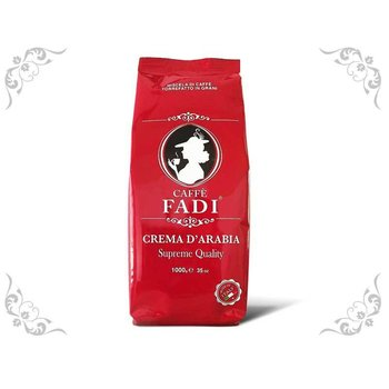 FADI Crema d' Arabia 100% ARABICA koffiebonen 1kg