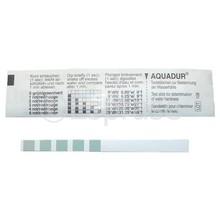 Aquadur teststrook waterhardheid