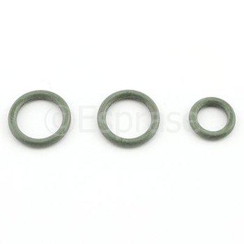 O-ringen koppeling ECAM melkkaraf