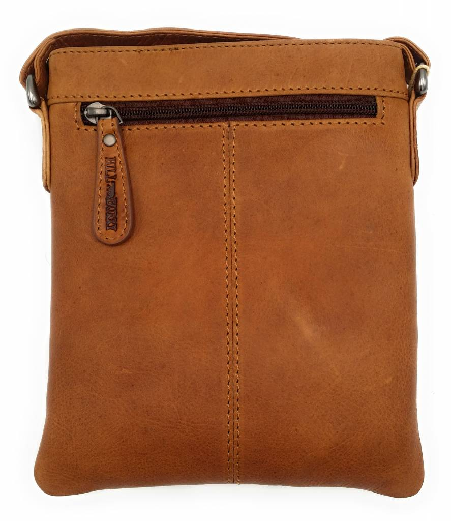 ebbcf9a3342eb ... Hill Burry Hill Burry - VB10017 - 3098 - real leather - shoulder bag -  crossbodytas ...