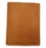 Hill Burry Hill Burry - V88899 - 5103NC - Genuine Leather - Men's Wallet - Brown