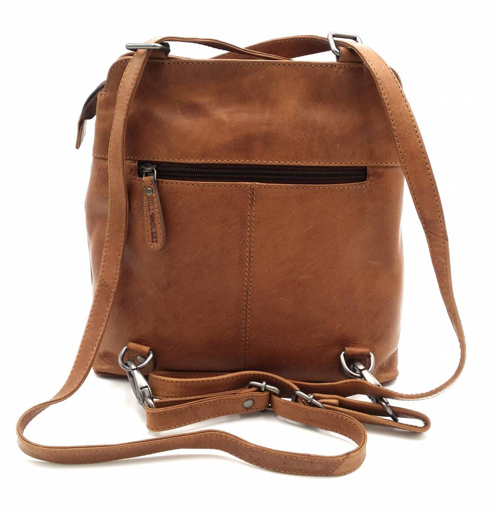 d799a93e43f2 ... Hill Burry Hill Burry - VB100208 - 4065 - genuine leather - ladies  Backpack and shoulder