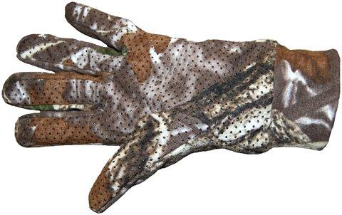 Camouflage handschoen