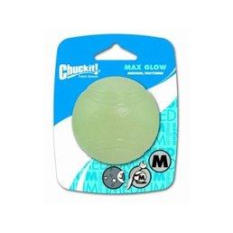 Chuckit Max glow ball  medium 1 st