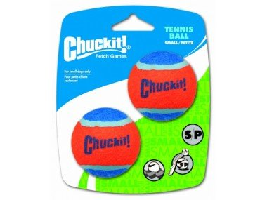 Chuckit Tennis Ball small 5cm 2pc.