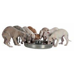 Puppy voederbak