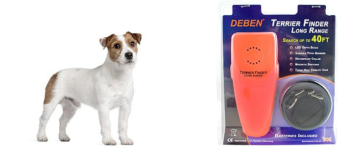Deben Terrier finder long range