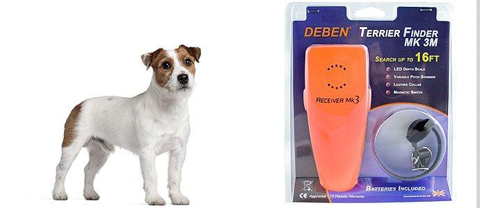 Deben Terrier finder set MK 3M