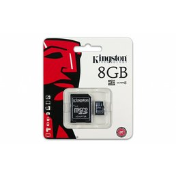 SD kaart 8 GB