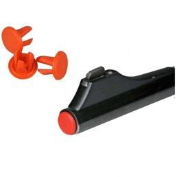 Gunplugs oranje 10 stuks