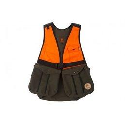 firedog Jacht vest khaki/orange