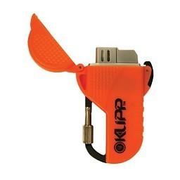 UST  Aansteker Klipp Lighter Oranje