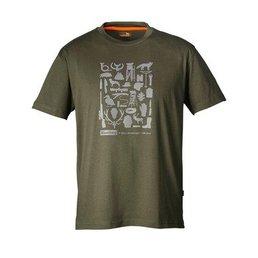 Parforce T-Shirt Jachtsymbool