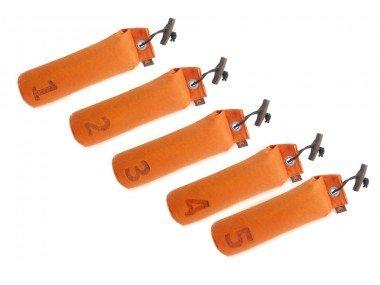 firedog set 5 dummies 500 gr oranje