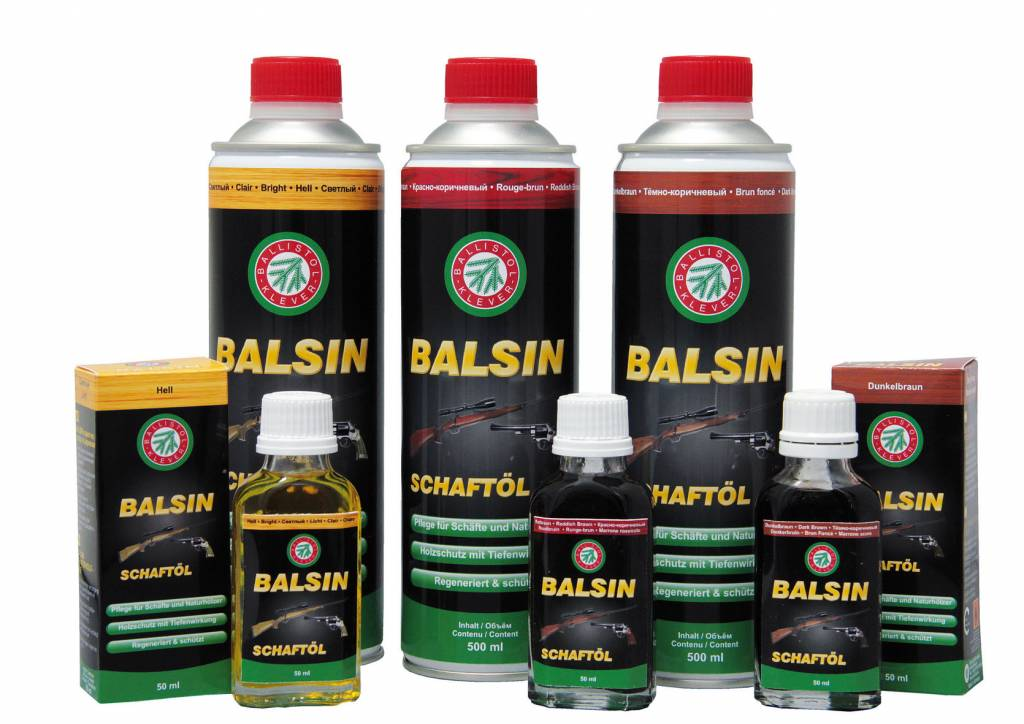 Ballistol Schaftol onderhoudsolie 50 ml