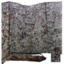 Camouflagescherm  4,00x1,40mtr Max4