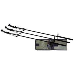 Bouncer verstelbaar 110-180 cm set van 3