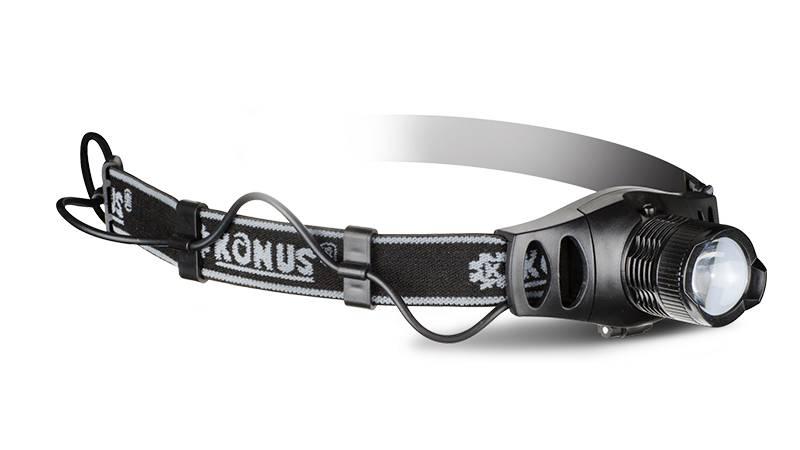 Konus  Hoofdzaklamp Konusflash-3