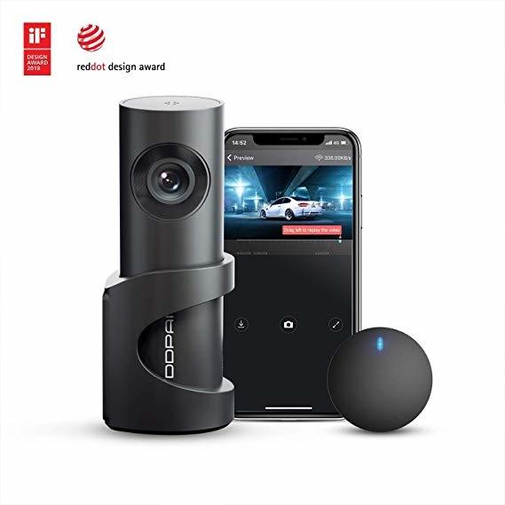 Mini 3 Dashcam inclusief 32gb intern (eMMC) geheugen