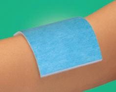 Lohmann & Rauscher Stellaline (steriel) absorberend, niet klevend kompres kleinverpakking