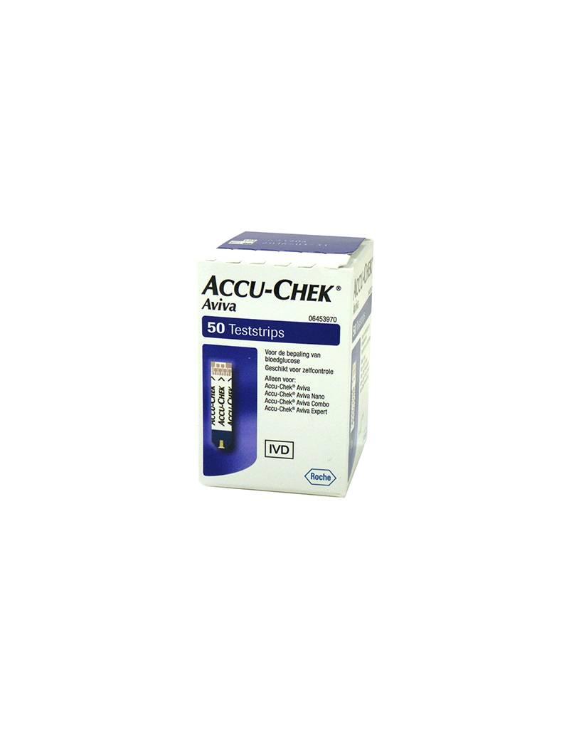 Accu Check teststroken per 50
