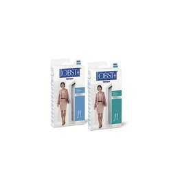 Jobst Opaque - NATURAL - klasse 2 - small - orteil  ouvert - panty