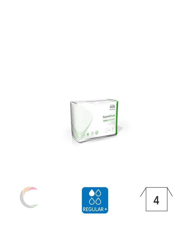 Lille Healthcare SupremForm Regular Plus - par 25pc