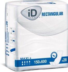 ID Rechthoekig inlegverband - iD rectangular Maxi Plus