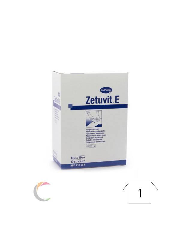 Hartmann Zetuvit® E (niet-steriel) absorberend kompres- per doos van 50stuks