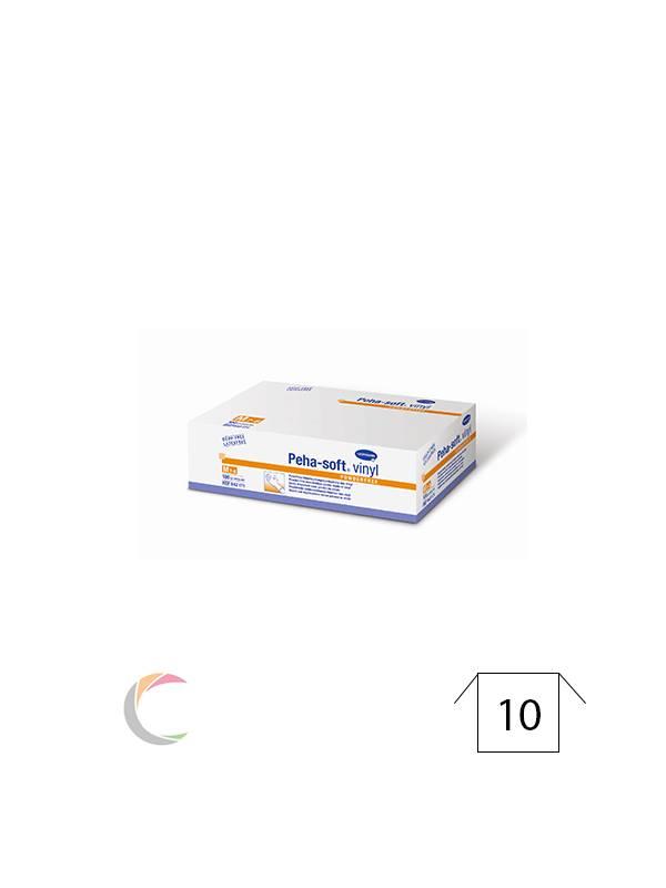 Hartmann Peha-soft® vinyl poedervrij - per box van 100stuks
