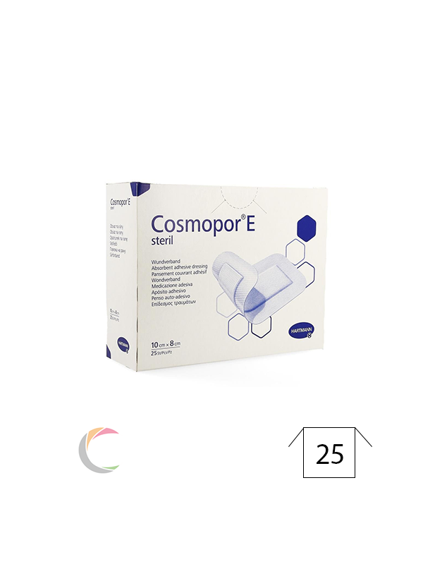 Hartmann Cosmopor® E - steriel - per stuk