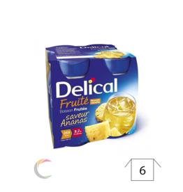 Delical Delical - Ananas- per 4stuks