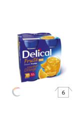 Delical Delical boisson fruitee Orange - par 4x200ml