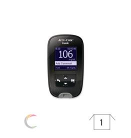 Roche Accu-chek Guide - meter - glucosemeter