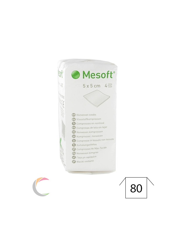 Mölnlycke Mesoft®  compresses - Copy