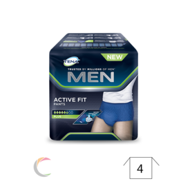 Tena Tena men active fit pants plus