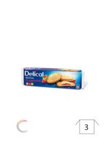 Delical Delical Nutra'Cake koekjes FRAMBOOS - pak van 9st