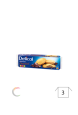 Delical Delical Nutra'Cake biscuits CHOCOLAT- par 9pc