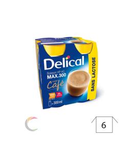 Delical Delical HP HC MAX.300 Koffie - per 4stuks