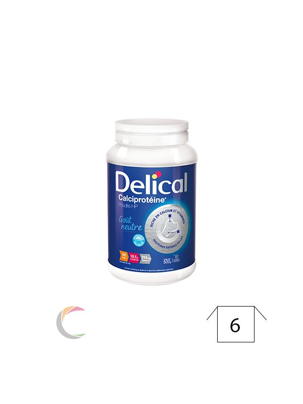 Delical Calciprotéine (Eiwitpoeder)