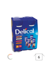 Delical Delical HP HC drank - assortment 4 goûts
