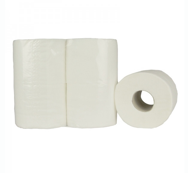 Cumerco Toiletpapier 4-laags huismerk - pak van 8rollen
