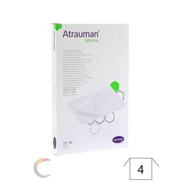 Hartmann Atrauman Silicone - par 10piéces